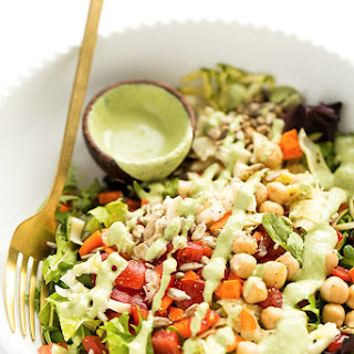 Epic Plant-Powered Chopped Salad