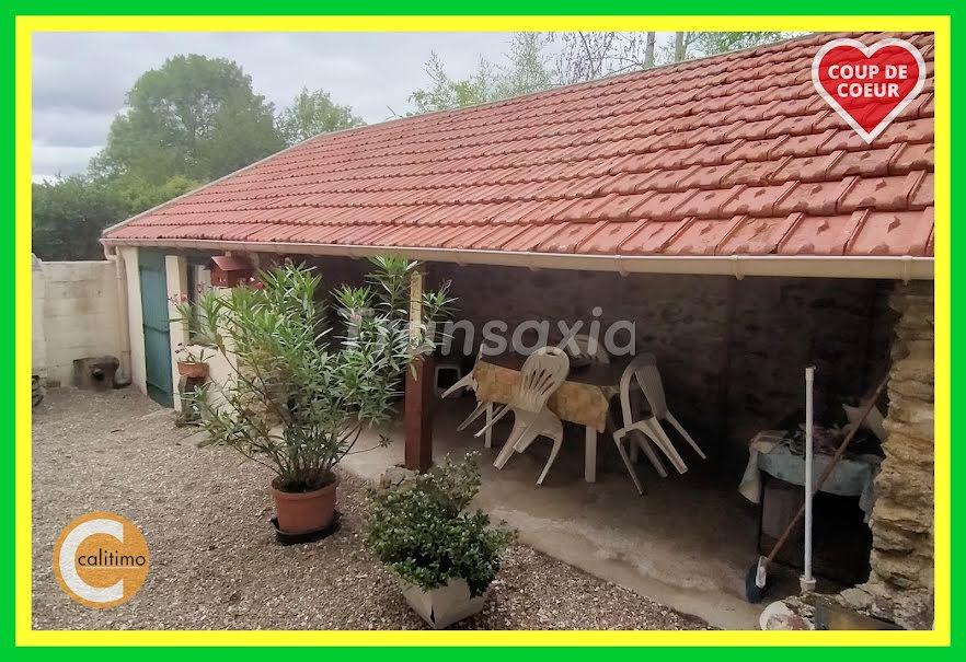 Vente maison 6 pièces 150 m² à Châteaumeillant (18370), 183 600 €