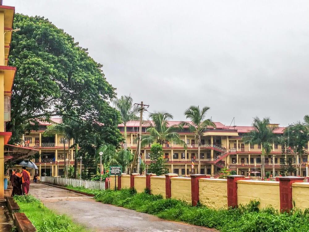 namdroling+monastery+road+trip+bangalore+coorg+karnataka+india
