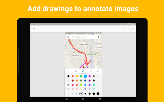 Google Keep APK screenshot thumbnail 8