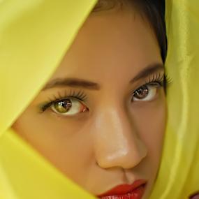 by Emil Zion Punzalan - People Portraits of Women