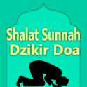 Shalat Sunnah & Dzikir Doa icon