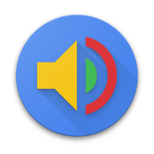 Volume Control for Assistant Icon