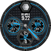 HEX FORCE Color Changer Watchface For WatchMaker Android APK Download Free By JMK32DIGITAL