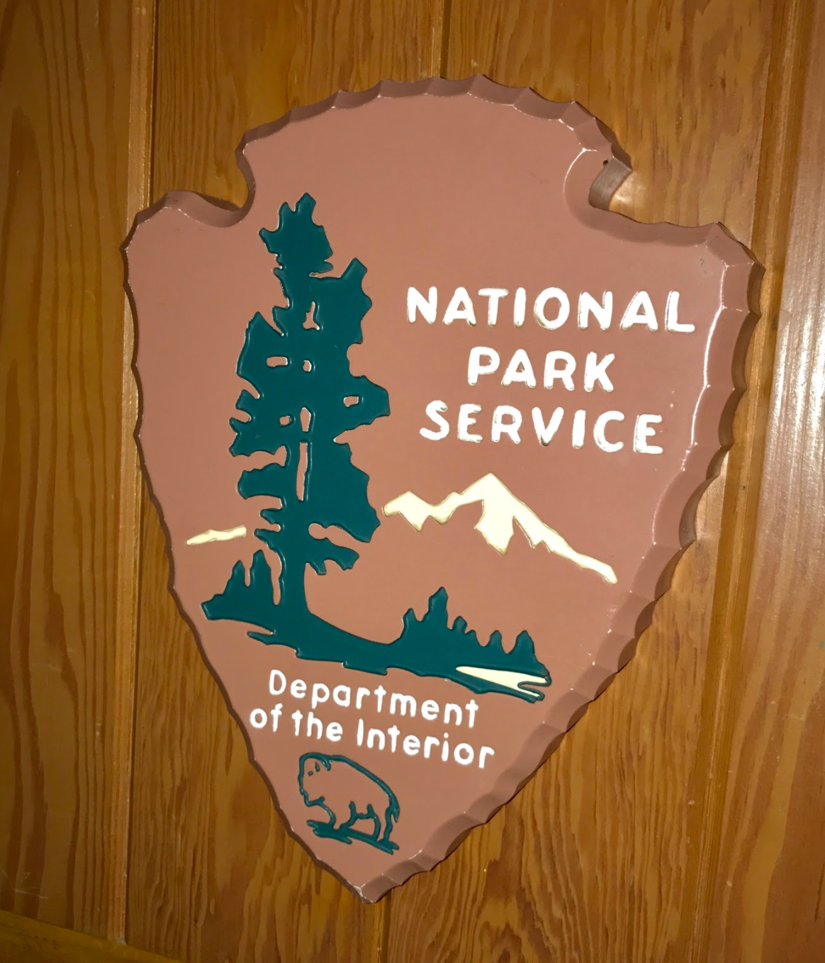 olympic national park logo