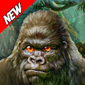 Gorilla Rampage Game : Wild Animal Harambe Game icon
