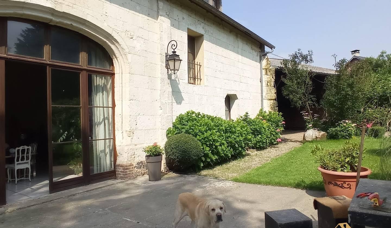 Maison avec terrasse Gainneville