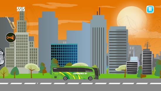 PO Bus Pandawa 87 Simulator - náhled