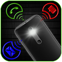 FlashLight on Call – Automatic Flash Light Blink icon