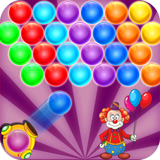 ジェットコースターのバブルのシューティングゲーム 休閒 LOGO-玩APPs