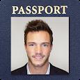 Passport Photo ID Studio icon
