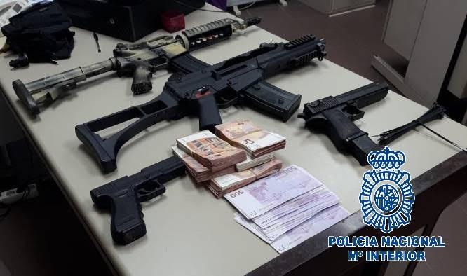 La Policía Nacional detiene a los presuntos autores de la detención ilegal de un menor de edad en La Línea de la Concepción