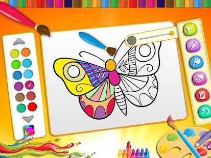 Color Me for Kids : Coloring Pages Game- screenshot thumbnail