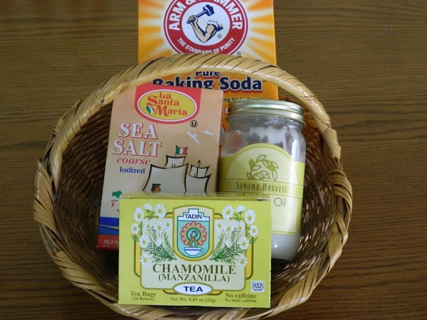 Skin Soothing Bath Recipe