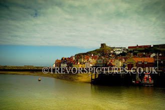 Photo: WHITBY YOU CAN ALMOST SMELL THE FISH