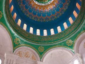 Photo: BibiHeybat kupola, Bibi Heybat, Azerbajdzsán, Csodálatos színek