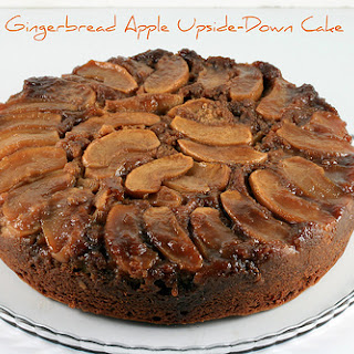 Apple Gingerbread Cake Recipes