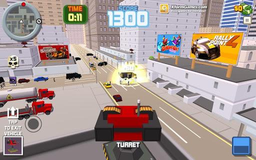 The Shooter 2D Adventure 3D