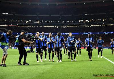 Le Club de Bruges vise la troisième place en Ligue des Champions