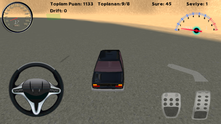 android Drift Mania - Crazy Drift Race Screenshot 2
