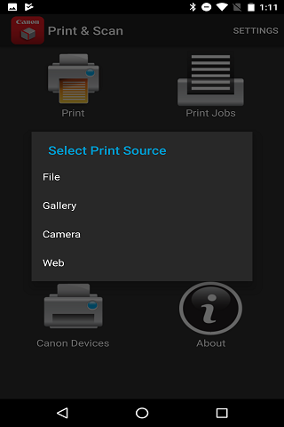Direct Print & Scan for Mobile screenshots 2