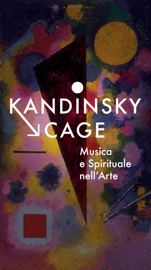Kandinsky → Cage- screenshot
