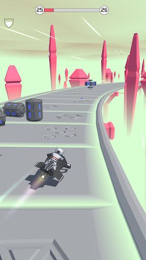 Bob's Cloud Race: Casual low poly game 1.050.00 screenshots 2