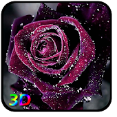 3d Melting Candle Live Wallpaper 3d Rose Live Wallpaper Android Apps On Google Play