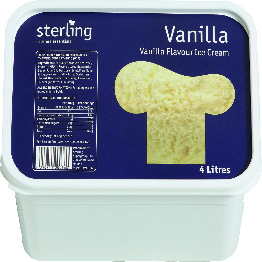 Sterling Ice Cream