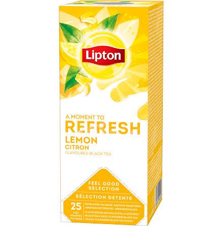 Te Liptons Lemon         25/fp