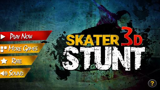 Skater 3D Stunt 1.1 screenshots 1