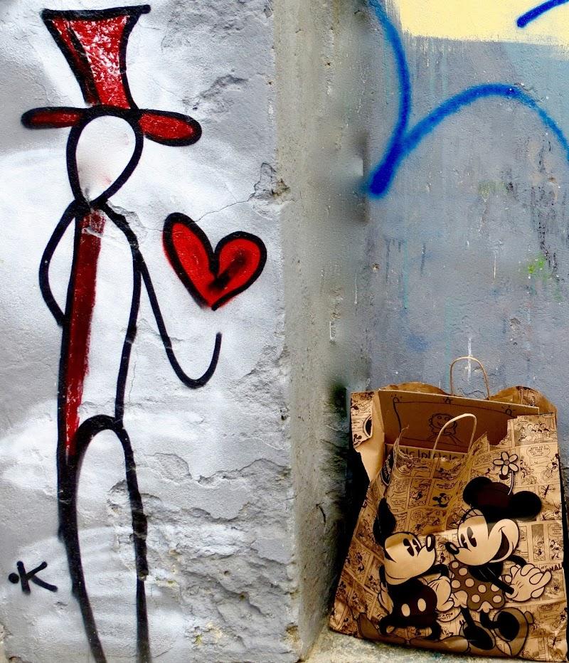 il gesto d'amore non è mai da buttare.... di mariellaturlon