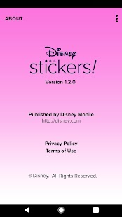 Disney Stickers: Princess Screenshot