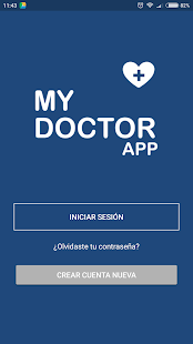 My Doctor App- screenshot thumbnail