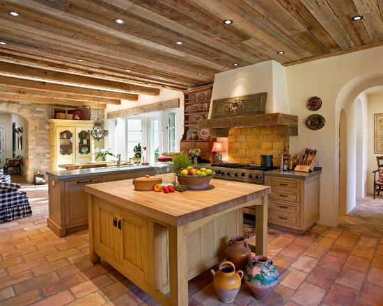 Dosis arquitectura: diseños de la cocina rústica perfectas para ...