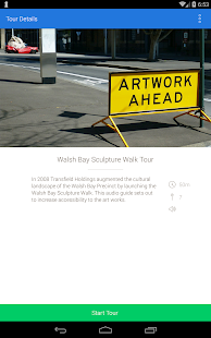 Walsh Bay Sculpture Walk- screenshot thumbnail