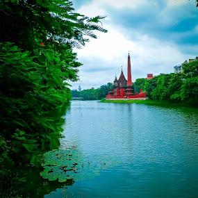 Dhanmondi Jahaj Bari by Sharier Shuvho - Travel Locations Landmarks (  )