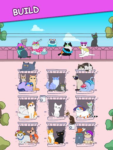 Cats Tower - Adorable Cat Game! filehippodl screenshot 19