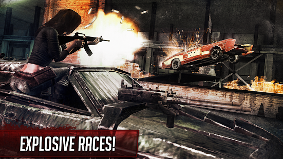 Death Race ® - Drive & Shoot Racing Cars Hack for the game
