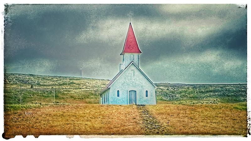 Chiesa d'Islanda  di Giuseppe Nicosia