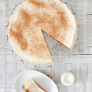 Triple Spiced Orange & Rum Cheesecake