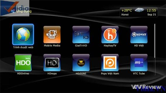 hd player dune - xem phim online dễ dàng