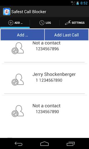 Safest Call Blocker