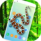 Snake Crawl On Screen Joke Android APK Download Free By A.N Technology