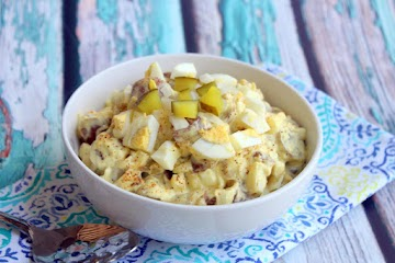 Cajun Potato Salad Brandy's Way Recipe