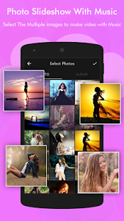 Photo Slideshow with Music- screenshot thumbnail