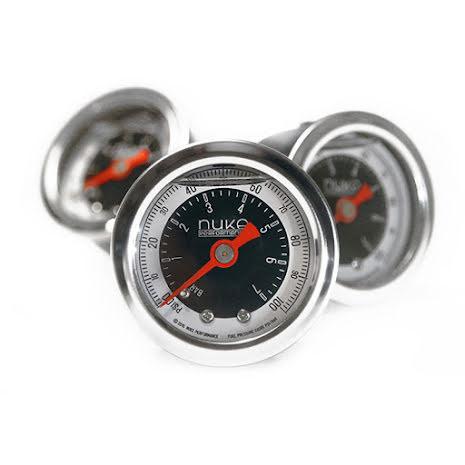 Fuel Pressure Gauge 7 BAR / 100 PSI