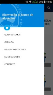 Banco de alimentos (FESBAL)- screenshot thumbnail