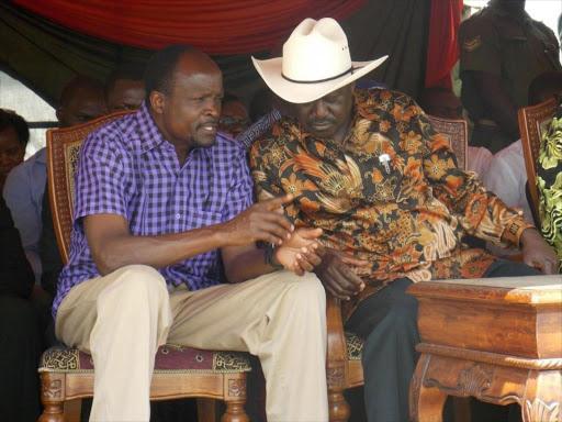 Governor Obado in massive recruitment drive for new party