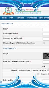 Link Aadhaar With Pan Card - Free - náhled
